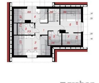 Проект  Дом в манго 2, 140.08 м2