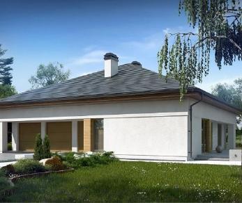 Проект дома Проект z51, 183.6 м2