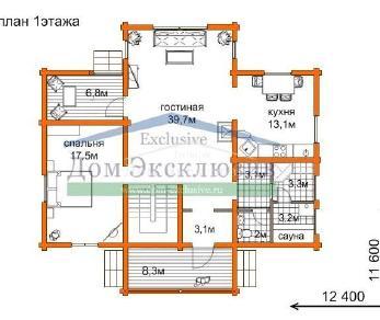 Проект  Проект Д-195, 200.1 м2