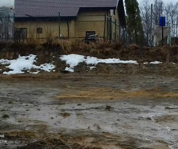 Продажа участка Новое Токсово массив