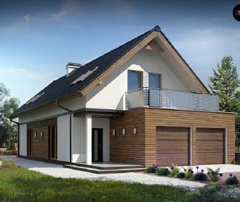 Проект дома Проект Z294, 214.3 м2