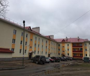 Продажа квартиры ПГТ Мга, Донецкая улица, д. 1