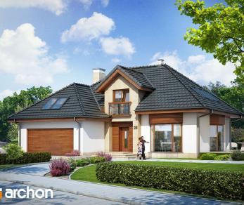 Проект  Дом в каллатеях 4, 208.3 м2