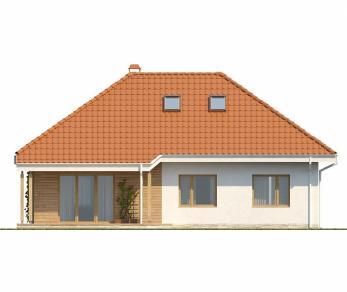 Проект дома Проект Z169, 186.3 м2