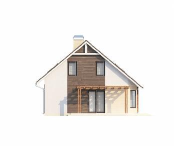Проект дома Проект Z117, 178.7 м2