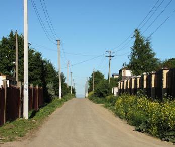 Коттеджный поселок Радужный поселок