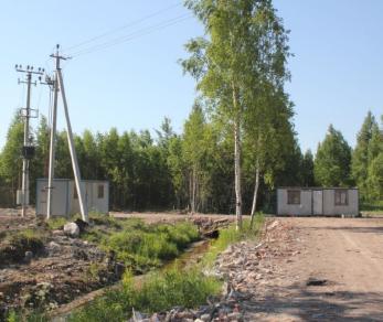 Коттеджный поселок ДНТ Ровам