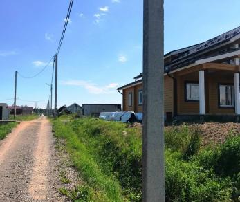 Продажа участка Снегиревка дер., Снегиревка деревня