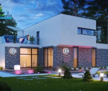 Проект дома Проект zx46, 213.8 м2