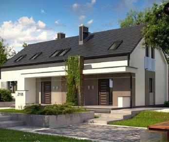 Проект дома Проект Z193, 193.9 м2