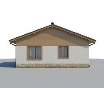 Проект дома AS-2050, 69 м2