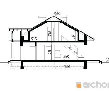 Проект  Дом под красной рябиной (Г2ПД), 200.5 м2