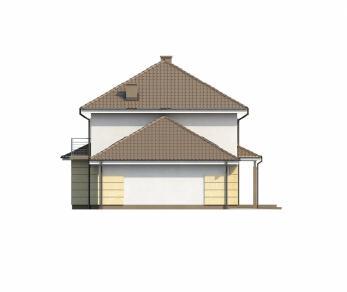 Проект дома Проект Zx16, 296.6 м2