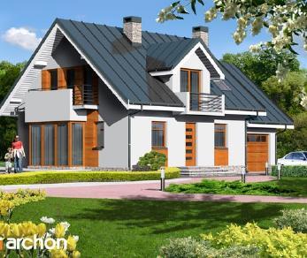 Проект  Дом в рододендронах 6 (Н), 153.4 м2