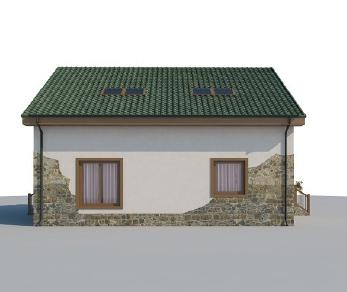 Проект дома AS-2060, 160 м2