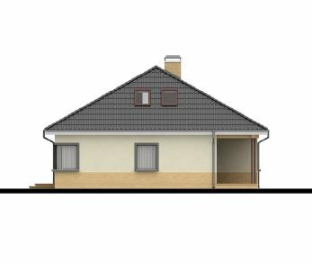 Проект дома Проект Z84, 233.7 м2