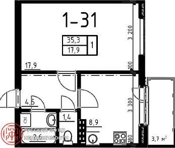 Продажа квартиры Сертолово г., Верная ул., д. 5, к. 2