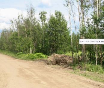 Коттеджный поселок Рыжики