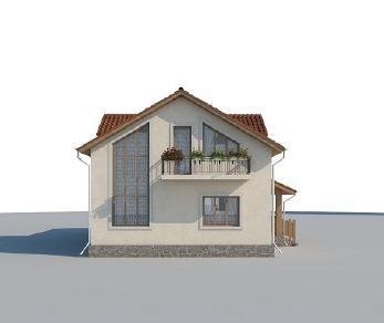 Проект дома AS-2065, 220 м2