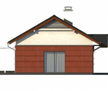 Проект дома Проект Z241, 92.7 м2