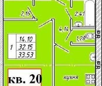 Продажа квартиры Красносельское, Мира ул., д.1