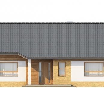 Проект дома Проект Z41, 111.9 м2