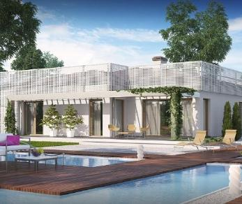 Проект дома Проект zx100, 164.9 м2