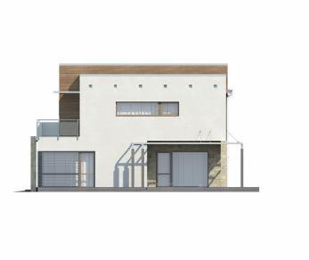 Проект дома Проект Zx15, 294.6 м2