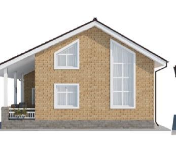 Проект дома AS-2059, 150 м2