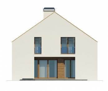 Проект дома Проект Z218, 159.2 м2