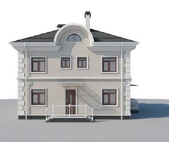 Проект дома AS-2208-2, 262 м2