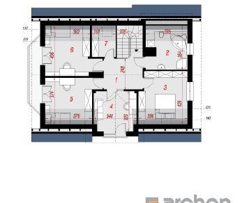 Проект  Дом в бархатцах 2 (Н), 157.1 м2