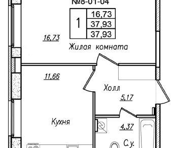 Продажа квартиры Колпино, Загородная ул., д.48