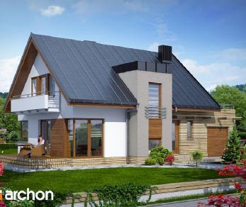 Проект  Дом в амариллисах (П), 206.1 м2