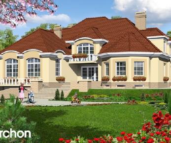 Проект  Резиденция в Радоме, 688.7 м2