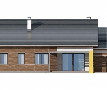 Проект дома Проект Z287, 146.9 м2
