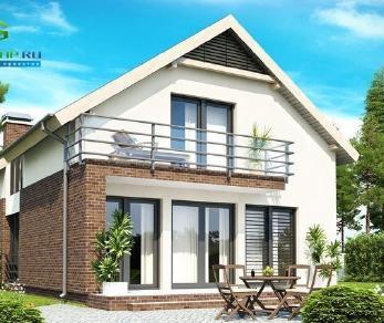 Проект дома Проект z154, 167.5 м2