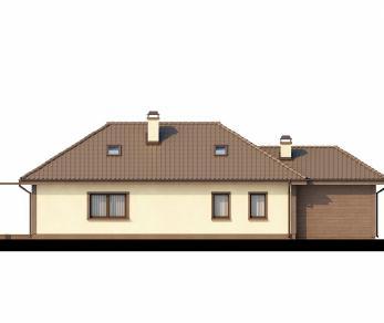 Проект дома Проект Z90, 206.5 м2