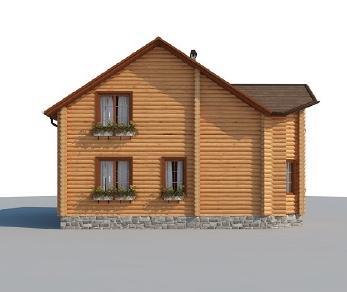 Проект дома AS-2191, 119 м2