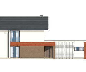 Проект дома Проект Z297, 127.5 м2