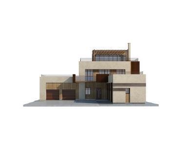 Проект дома AS-2146, 328 м2
