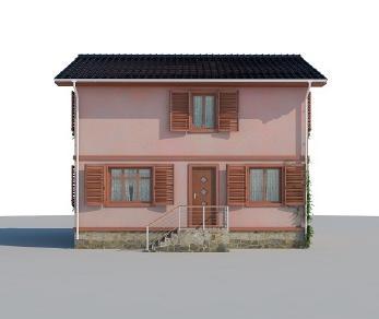 Проект дома AS-2125, 111 м2