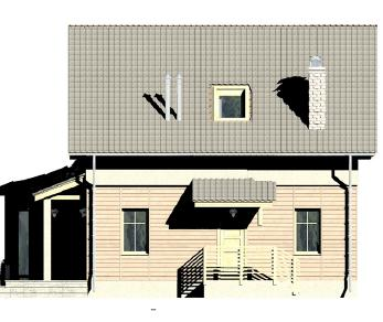 Проект  Проект 135/104 , 135 м2