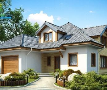 Проект дома Проект z49, 215.8 м2