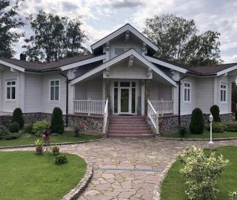 Продажа дома деревня Александровка, Александровский проезд