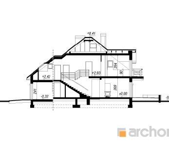 Проект  Дом в зефирантесе (Г2), 223.5 м2