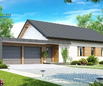 Проект дома Проект z182, 155.5 м2