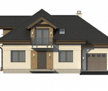 Проект дома Проект Z283, 230 м2