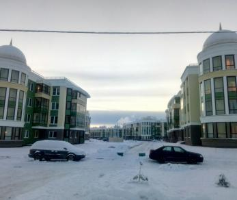 Продажа квартиры Сертолово г., Златоглавая ул., д. 3, к. 2