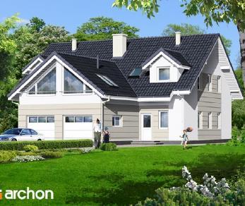Проект  Дом в клематисах 6 (Б), 166.5 м2